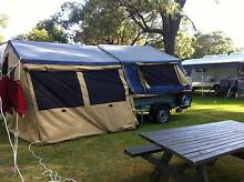 CAMPING TRAILER Will consider swap for something of similar value Bedfordale Armadale Area Preview