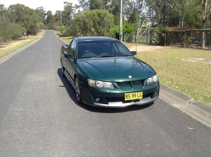 2002 HSV Maloo Ute Springwood Blue Mountains Preview