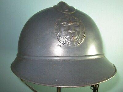 named 58cm 1920s Belgian Fonson Mk20 helmet casque stahlhelm casco elmo 胄 шлем W