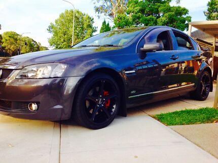 Holden Adventi Wheels