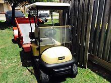 Single seat golf cart and trailer. Labrador Gold Coast City Preview