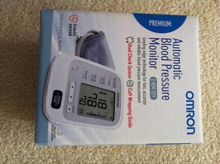 Omron HEM-7111 blood pressure monitor Caroline Springs Melton Area Preview