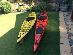 Kayaks for sale Port Noarlunga Morphett Vale Area Preview