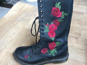 Demonia and Dr Doc Martens boots and shoes size 8 and 9 Cygnet Huon Valley Preview