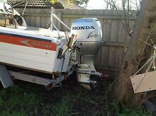 Savage pacific, 90 hp honda 4 stroke. Altona Hobsons Bay Area Preview