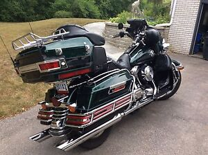1997 HARLEY DAVIDSON ULTRA GLIDE.IN  EXCELLENT CONDITION