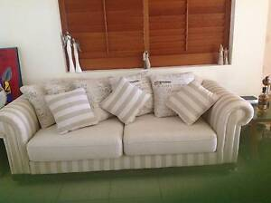 Far Pavilions - Hampton's Style Lounge Suite (AS NEW) Coomera Gold Coast North Preview