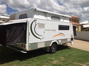 Jayco expanda outback 2011 16.49.1HL Pelican Waters Caloundra Area Preview