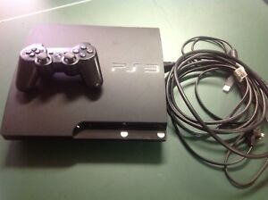 PS3 & doubles as high quality blue ray player.
