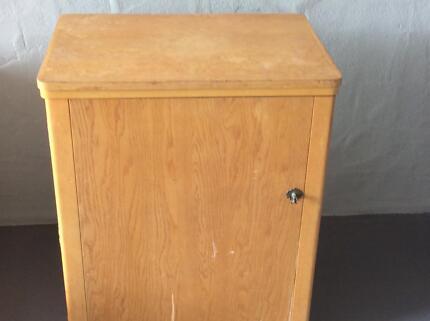 Sewing cabinet oak West Busselton Busselton Area Preview