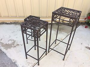 Pot plant stands Kingsley Joondalup Area Preview