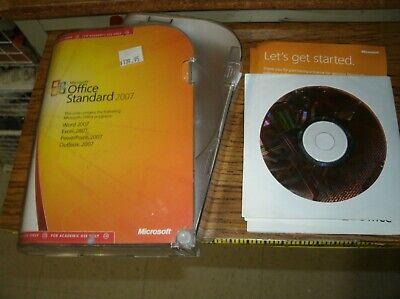 Office Standard 2007 Full Ver DVD Academic