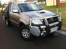 2005 Toyota Hilux 4x4 turbo diesel 3.0 Dandaragan Area Preview