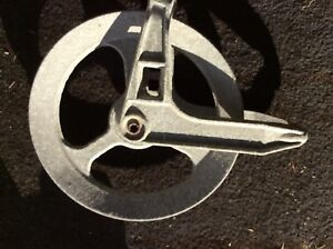 Clothes line pulley 5 inch