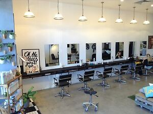 Funky Salon Fit Out For Salon @ Bonner Bonner Gungahlin Area Preview