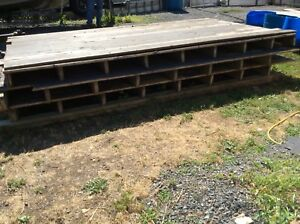 *******PRESSURE TREATED. DECK SECTIONS************
