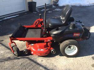 Zero turn toro timecutter riding lawn mower
