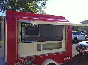 Mobile food van/trailer for sale - Like New! Golden Beach Caloundra Area Preview