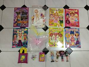 Fairy Colouring & Doll Books + Barbie + Tweety Bird + Pokemon Barden Ridge Sutherland Area Preview