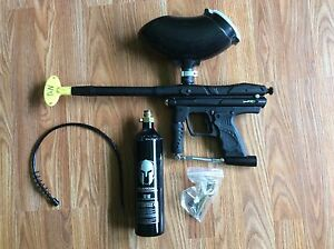 Paint ball gun need gone