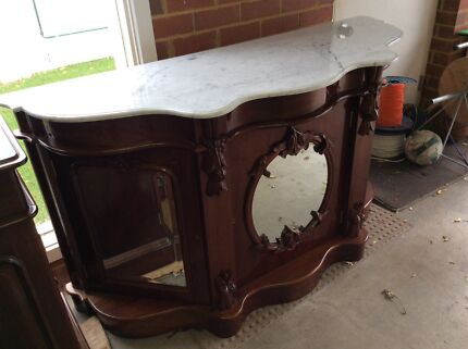 Credenza Per Hume : Chinese rosewood sideboard credenza antiques gumtree australia