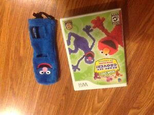 Ready Set Grover Wii game