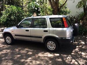 1997 Honda CR-V Wagon Currumbin Waters Gold Coast South Preview