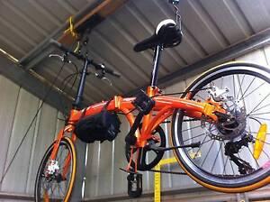 quality folding bike disc brakes Maddington Gosnells Area Preview