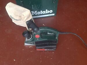Metabo 82mm Planer Wellington Point Redland Area Preview