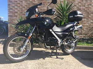 BMW G650GS 2009 Learner Legal Warrawong Wollongong Area Preview
