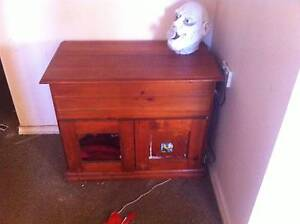 Small Dog / Cat Kennal Bed Hidden Litter tray Many use cupboard Port Macquarie Port Macquarie City Preview