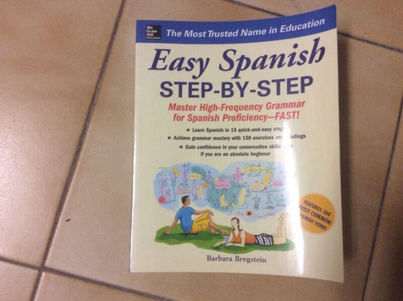 Easy Spanish, Step by Step, Workbook   Textbooks   Gumtree