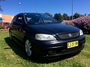 2002 Holden Astra SRi Sporty Hatch fully Optioned 3 months rego Woodbine Campbelltown Area Preview