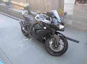 Ninja 250r 2009 Brisbane City Brisbane North West Preview