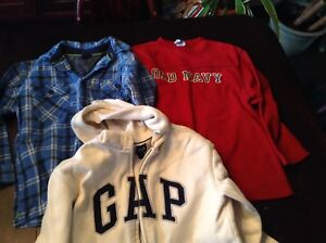 Lot vêtements garcon 8 ans
