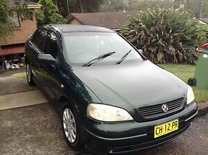 1999 Holden Astra Hatchback Niagara Park Gosford Area Preview
