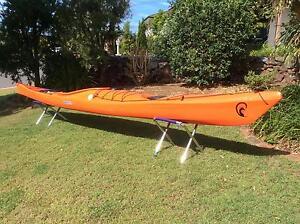 P&H Delphin 150 Sea Kayak Bracken Ridge Brisbane North East Preview