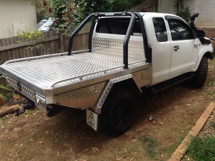 Hilux ute tray