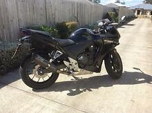 Honda cbr 500 (ABS) 2013 Chuwar Brisbane North West Preview