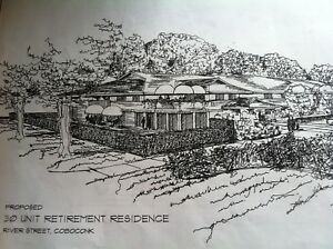 BUILD 30 UNIT  RETIREMENT RESIDENCE OR 15 TOWNHOUSES