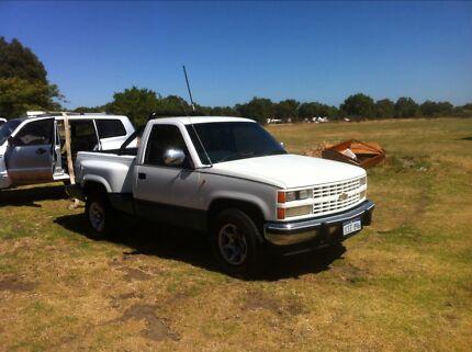 1990 Chevrolet K1500 stepside 4x4