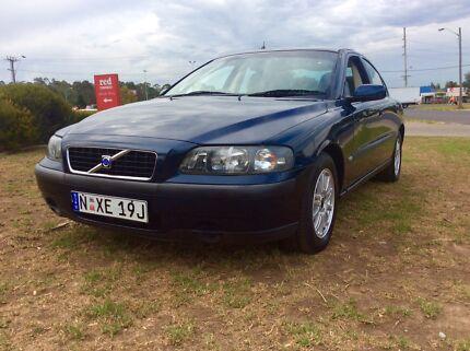 2003 Volvo S60 2.4 Auto Luxury Sedan Bargain Priced Leumeah Campbelltown Area Preview