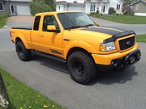 Ford Ranger 4x4 lift 3 1/2""