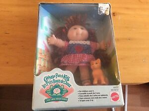 Cabbage Patch Collectable