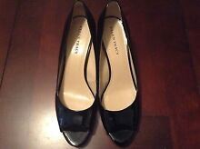 Ellen Tracy Black Patent Leather (Vanna) Size 11M Maryland 2287 Newcastle Area Preview