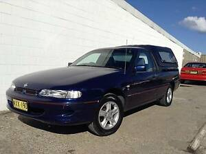 2000 Holden Commodore VS SERIES III AUTO DEC-REGO CANOPY Ute Kirrawee Sutherland Area Preview