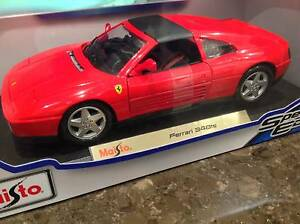DIECAST CAR - FERRARI 348TS Thornleigh Hornsby Area Preview