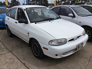 1997 Ford Festiva  GLXI Automatic 5 Hatchback Sandgate Newcastle Area Preview