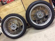 "KTM 640 625 690 Motard Wheels 17"" Husaberg Albany Creek Brisbane North East Preview"