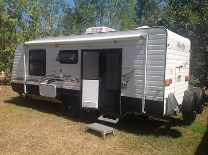 Blue Sky Caravan for sale